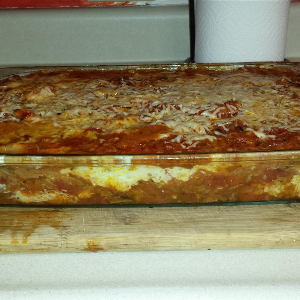 Spicy Vegetarian Lasagna Nick Townsend