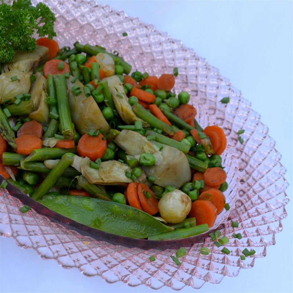 Special Spring Vegetable Mix
