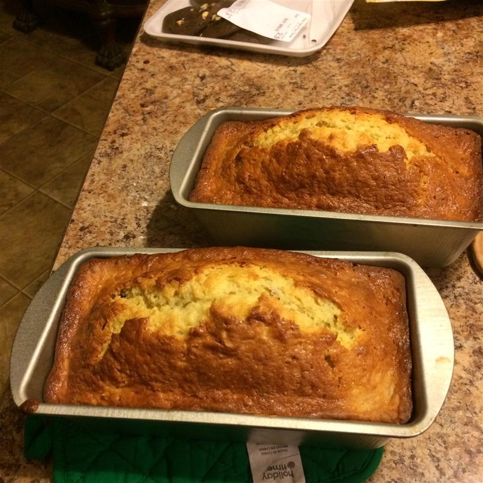 Zucchini Bread VII Pam