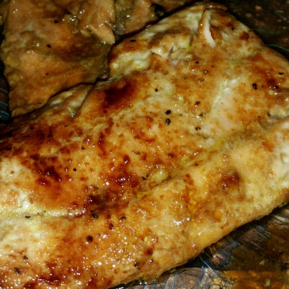 Delicious Salmon dk