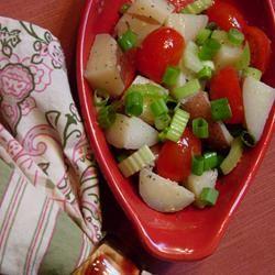 Mediterranean Red Potato Salad
