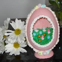 Egg White Sugar Mold