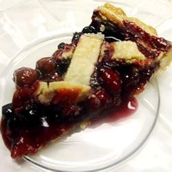 Blueberry Cherry Pie GRANNYLOOHOO