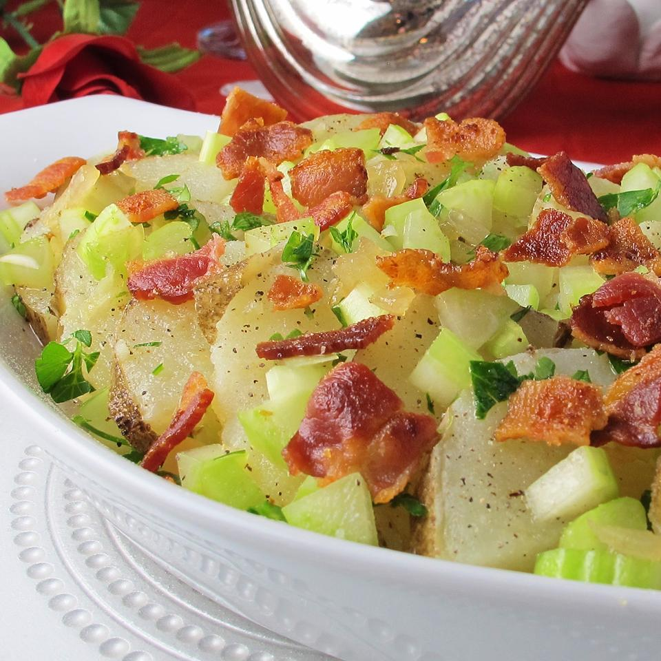 Oktoberfest Potato Salad