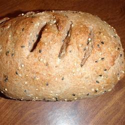 Hearty Multigrain Bread An