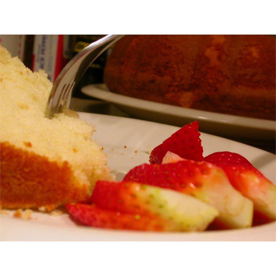 Six Egg Pound Cake BLU3WATER