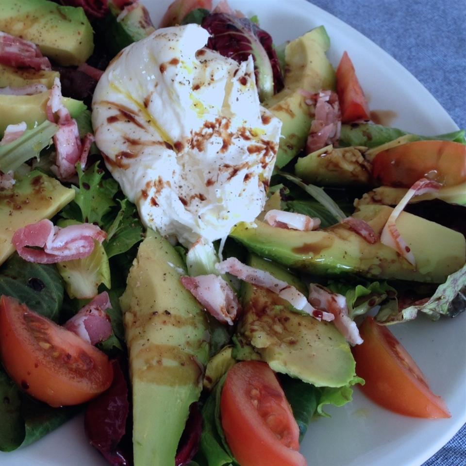Avocado Burrata Salad