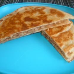 Peanut Butter Fiend Quesadillas Fit&Healthy Mom