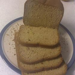 Peanut Butter Bread I ROMEO