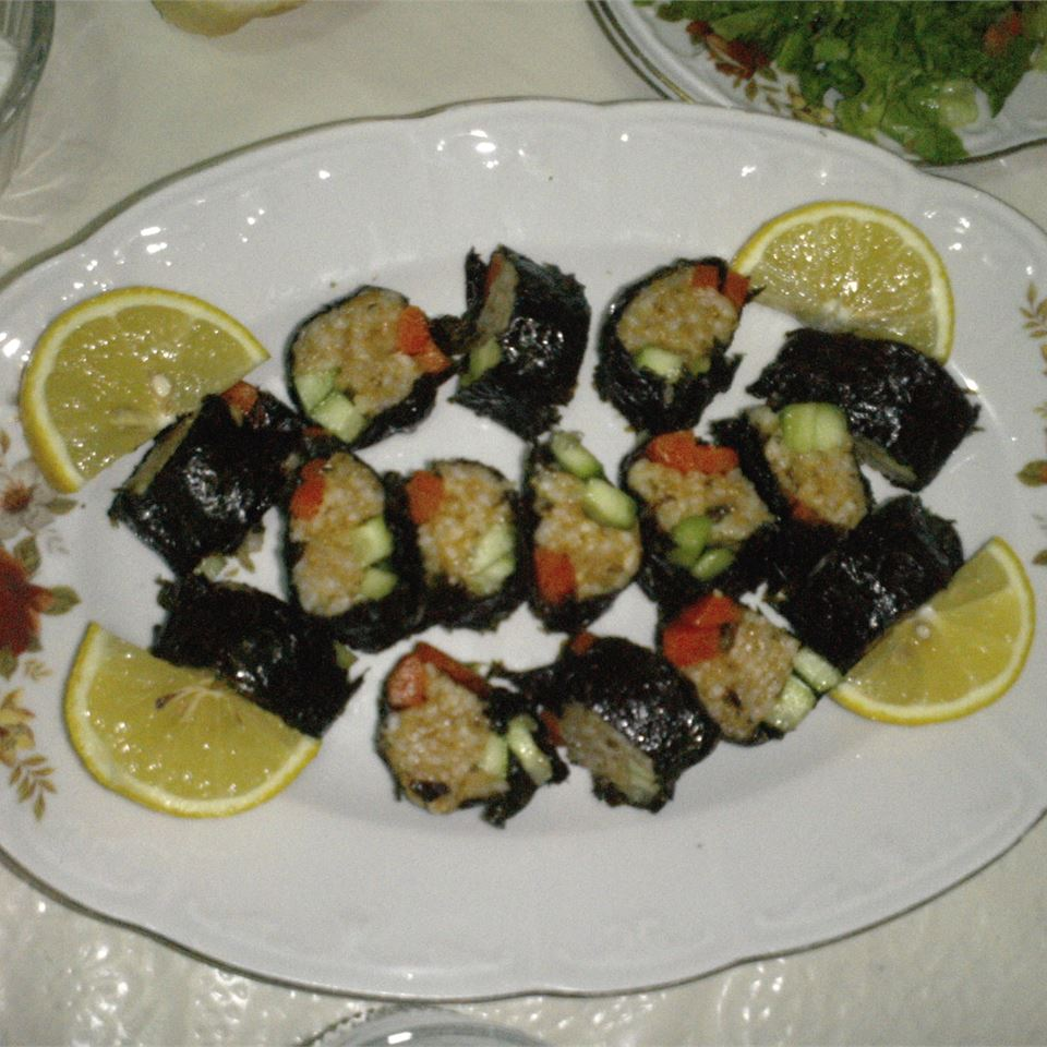 Korean Sushi Asli   Ocak