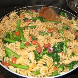Spinach and Pasta Shells 2ys4you