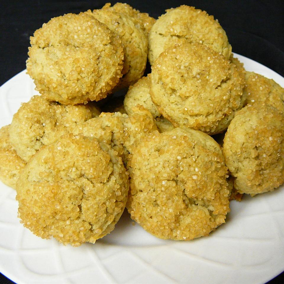 Avocado Cookies May