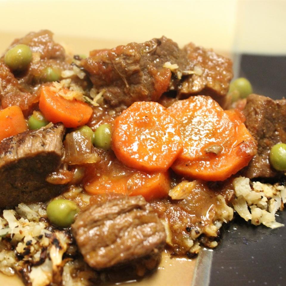 Beef Stifado mommyluvs2cook
