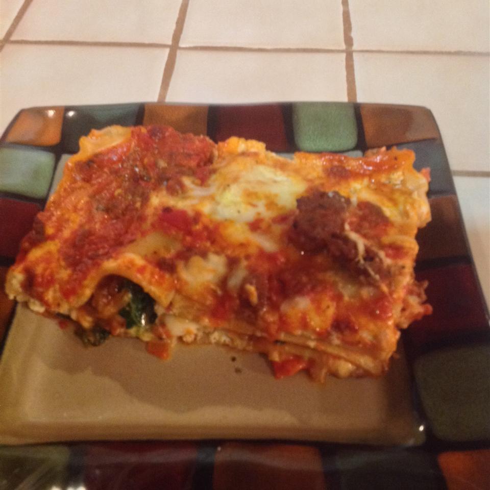 Shortcut Lasagna
