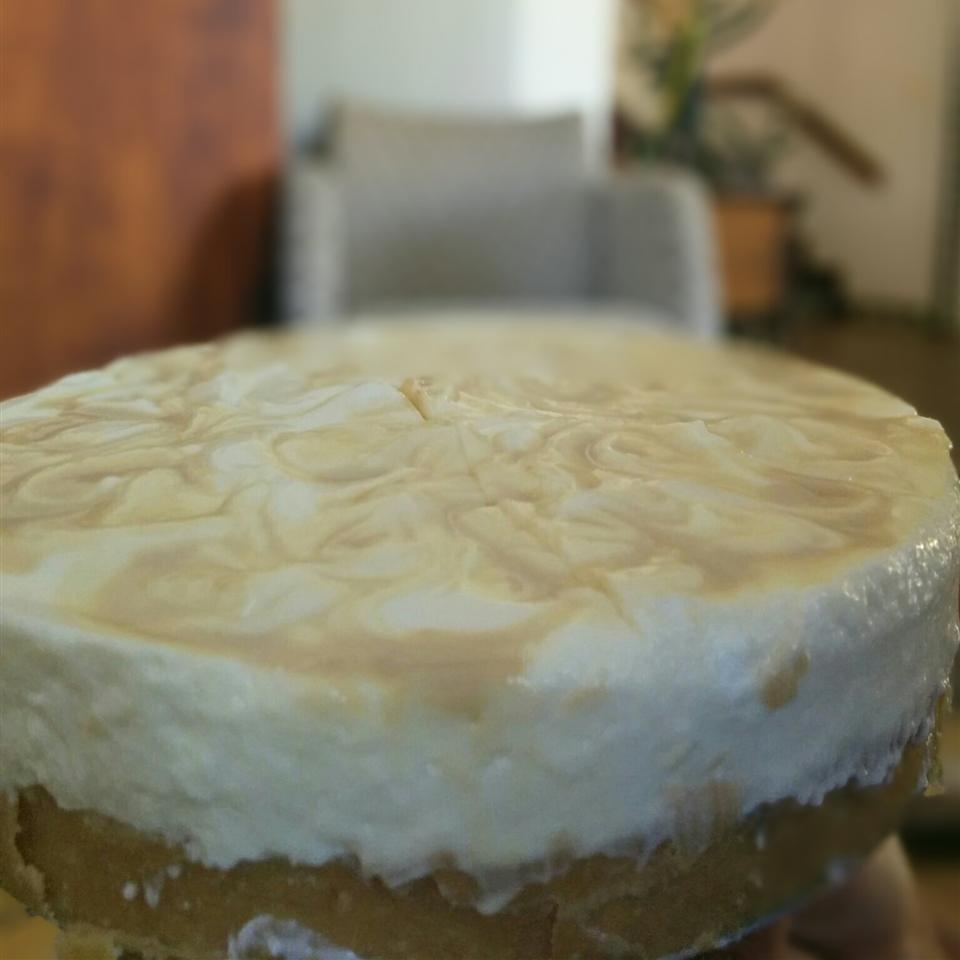 Amaretto Mousse Cheesecake