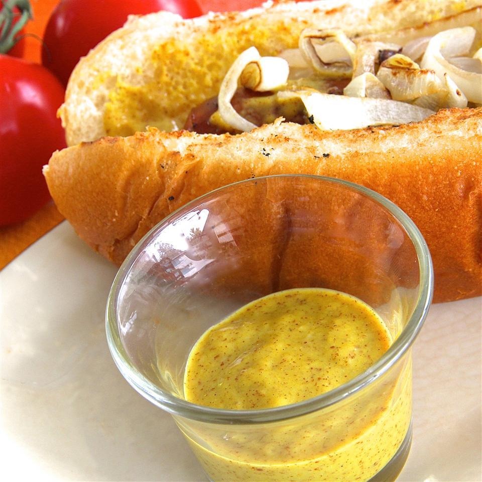 Kristy's Spicy Mustard