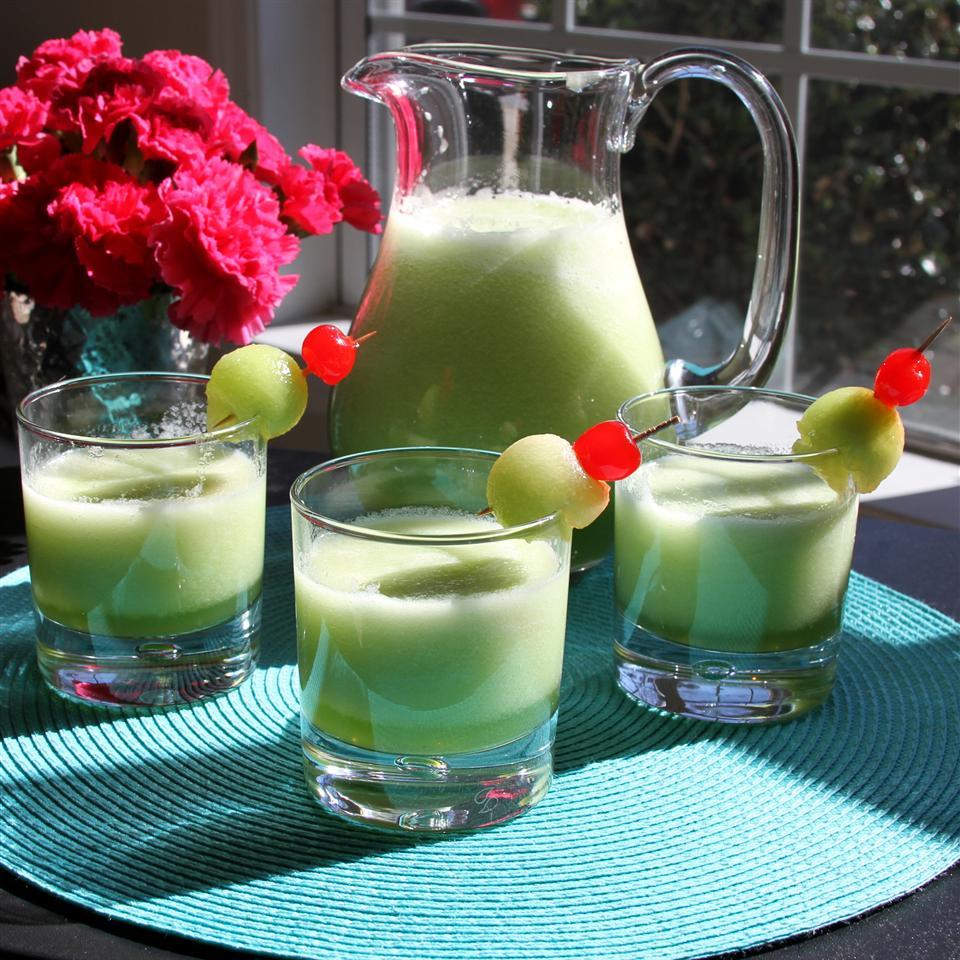 Heavenly Honeydew Juice
