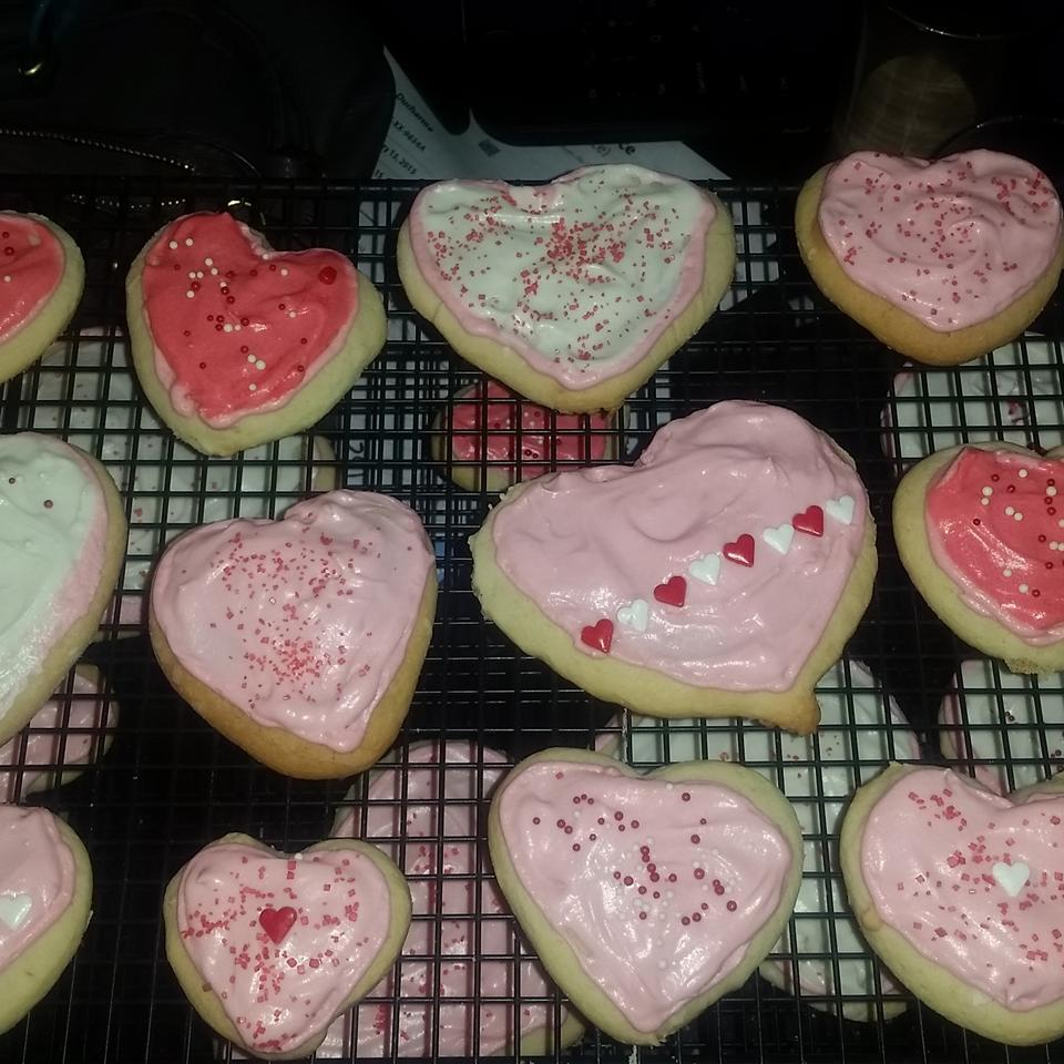 Evelyn's Rolled Sugar Cookies