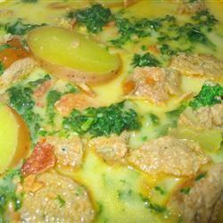 Restaurant-Style Zuppa Toscana