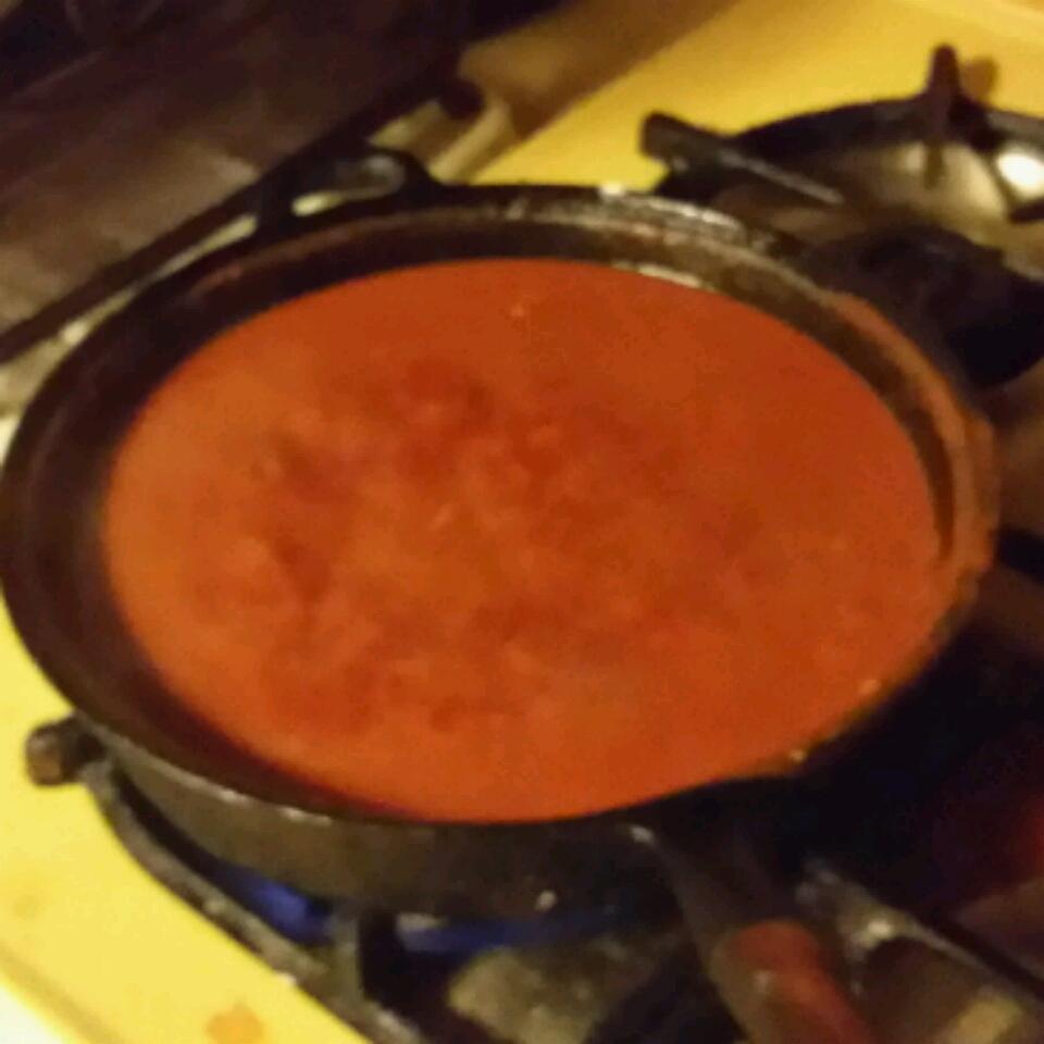 Homemade Enchilada Sauce Steven Downs