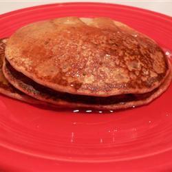 Sourdough Buckwheat Pancakes