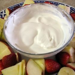 Super Easy Fruit Dip Irene Y