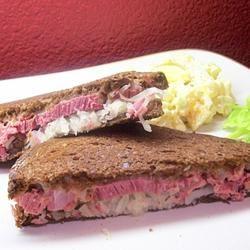 Best Reuben Sandwich Traci-in-Cali