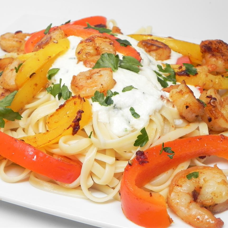 CraZee's Creamy Seafood and Pasta CraZee A