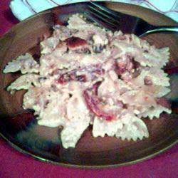 Asiago Sun-Dried Tomato Pasta redpoppymemphis