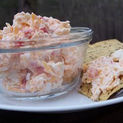 Pimento Cheese Spread With Feta pomplemousse