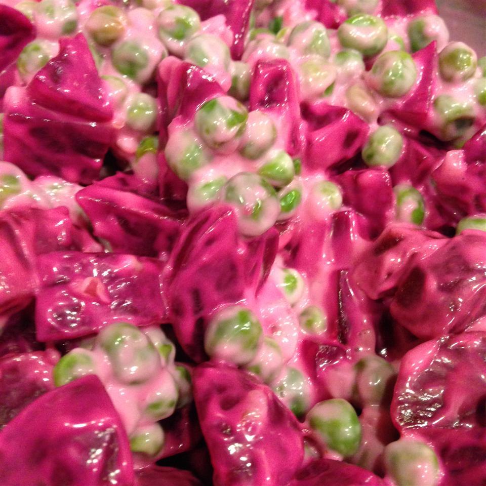 Mom Dill's Harlequin Salad JEMD
