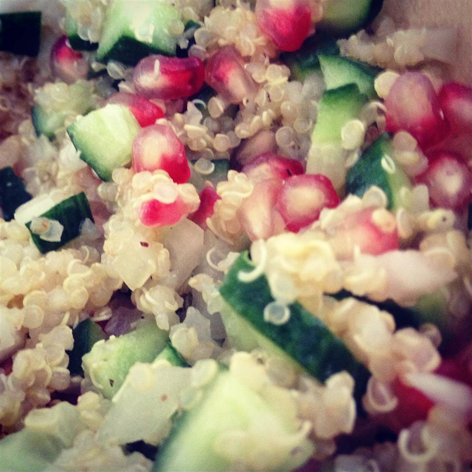 Easy Quinoa Tabbouleh Minnie K