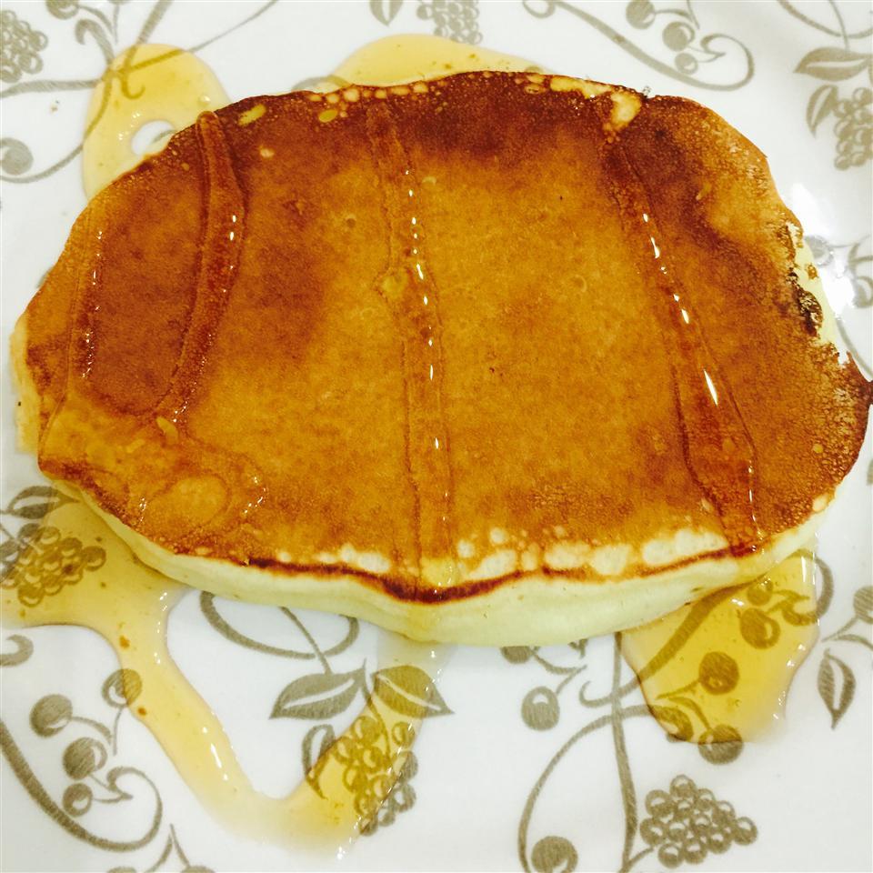 Pineapple Orange Pancakes mac