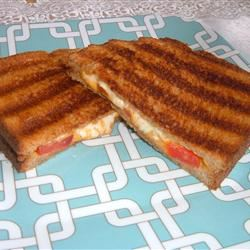 Greek Grilled Cheese Fit&Healthy Mom