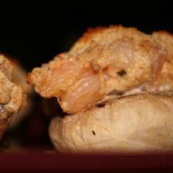 Amazing Shrimp Stuffed Mushrooms