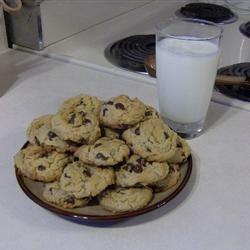 Oatmeal Peanut Butter Cookies