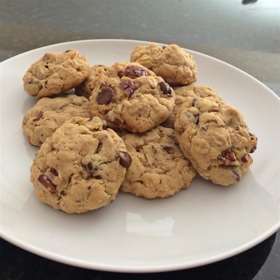 Lactation Cookies kfwarden