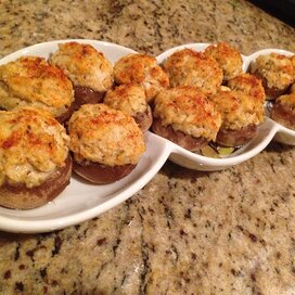 stuffed mushroom recipes