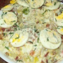Dilly Potato Salad Holly J Chadwick