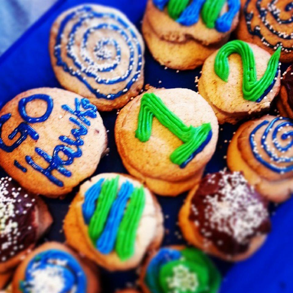 Blue Ribbon Sugar Cookies mystinkypete