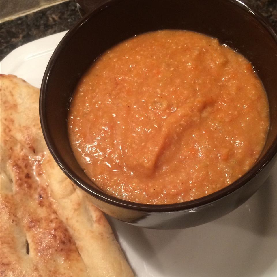 Moroccan Lentil Soup Alix Catalanotto