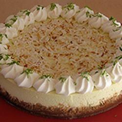 Key Lime Cheesecake II