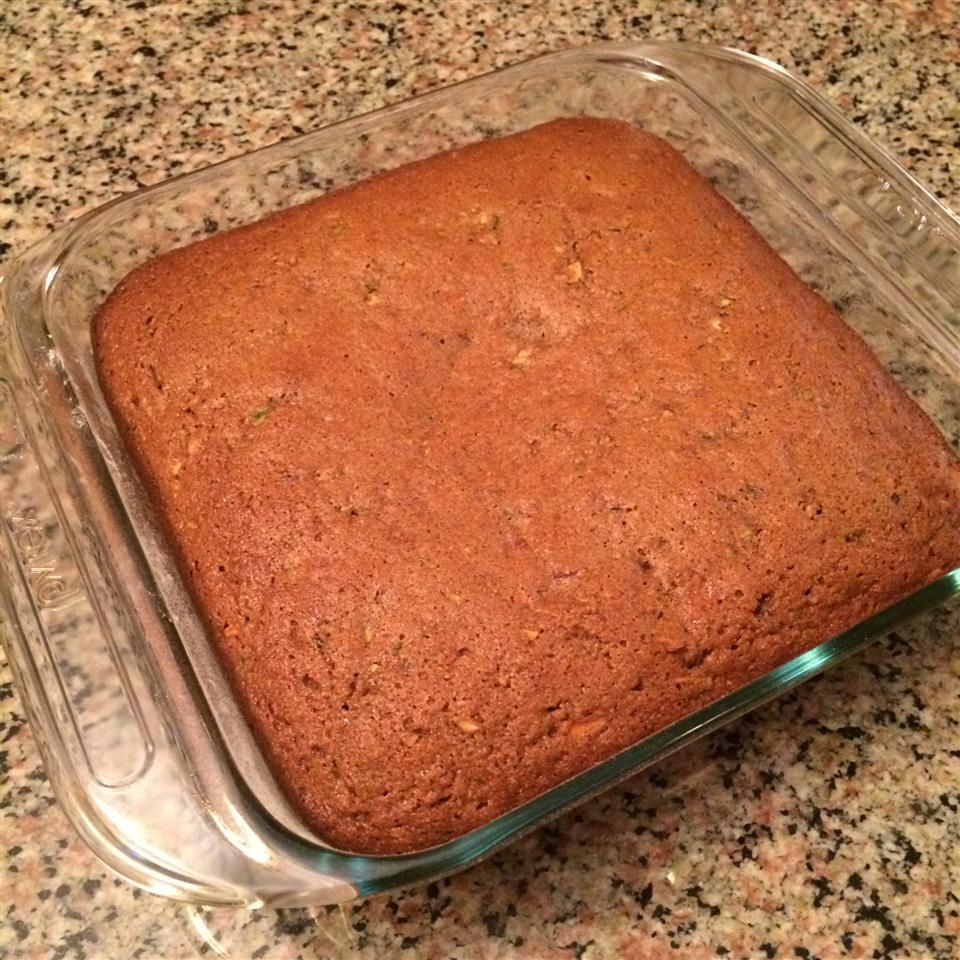 Healthier Carrot Cake III jnet