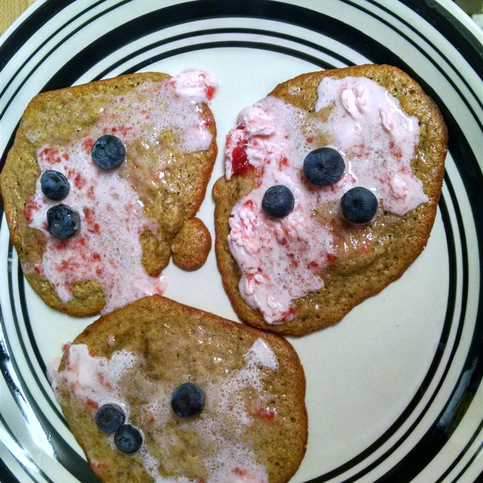Fruity Pancakes Lori Schreiner