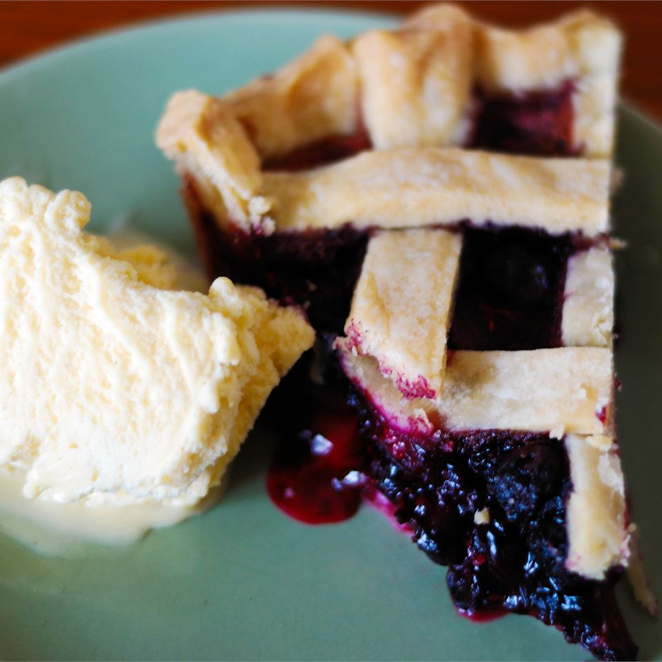 Blueberry Pie ASHESP