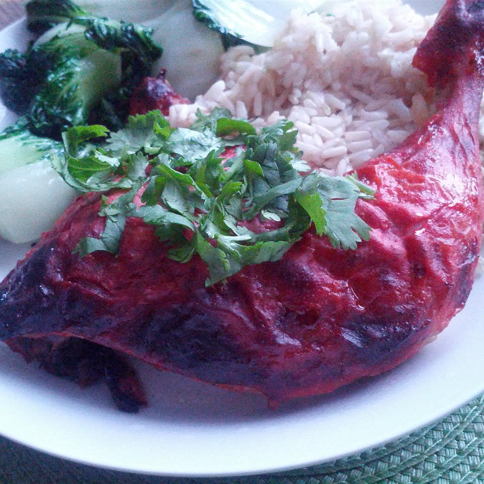 Chef John's Tandoori Chicken
