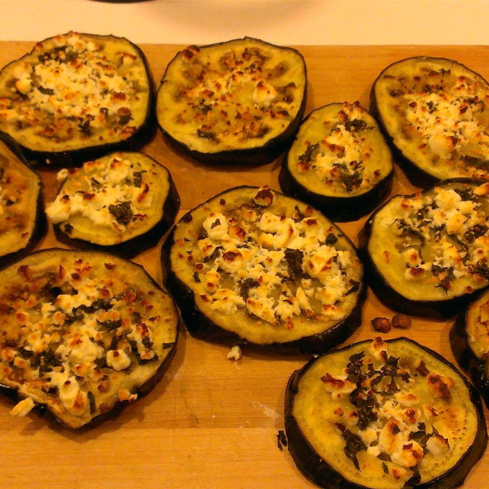 Eggplant with Feta Cheese Kurt Williams