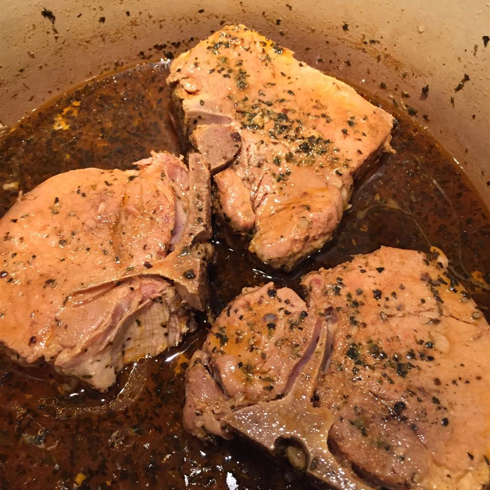 Slow Cooker Pork Chops II