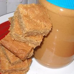 Chewy Peanut Butter Brownies Soifua