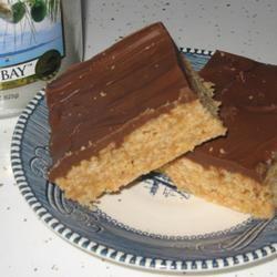 Kellogg's® Chocolate Scotcheroos messy_jessie
